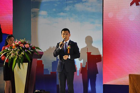 第二届中国新经济发展论坛现场高清图